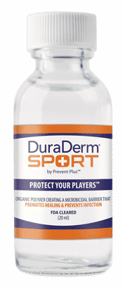 DuraDerm SPORT kills on contact
