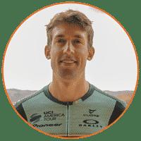 Isaiah Newkirk, Professional Cyclist