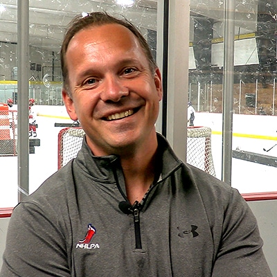 Brad Chartrand is the CEO of DuraDerm SPORT.